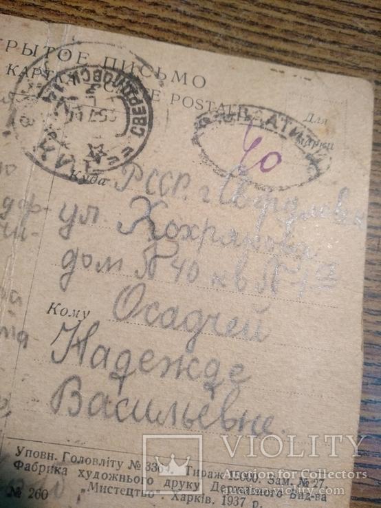 Зиньковецька 1937, фото №3