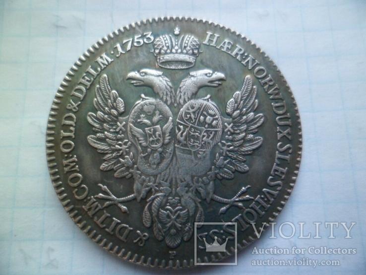 1753 год копия, фото №2