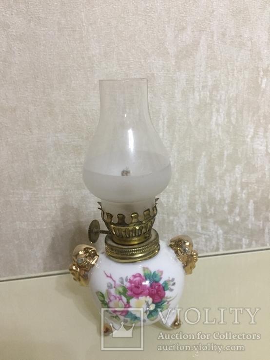 Керосиновая лампа-1, фото №4
