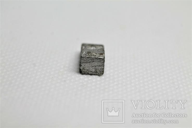 Заготовка-вставка з метеорита Seymchan, 2,4 г, із сертифікатом автентичності, фото №9