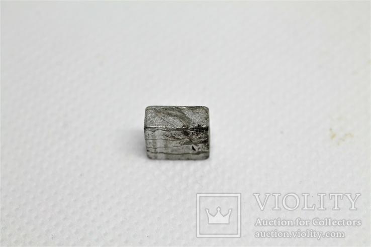 Заготовка-вставка з метеорита Seymchan, 2,36 г, із сертифікатом автентичності