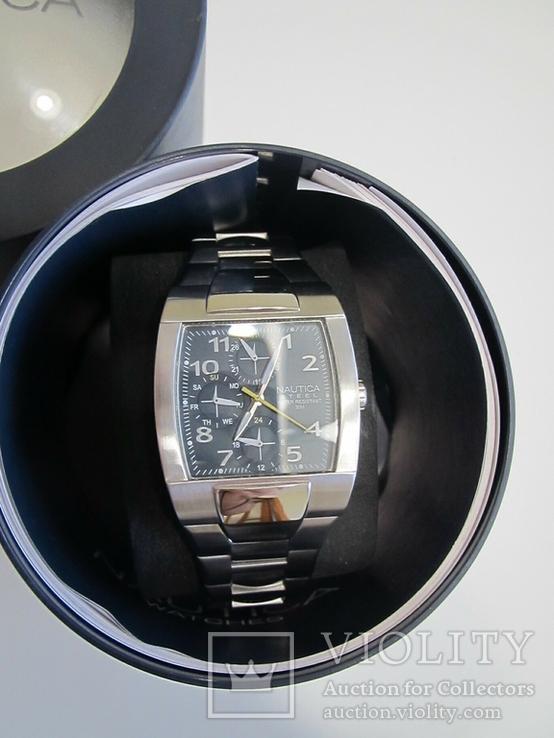 Часы Nautica, WR30, фото №6
