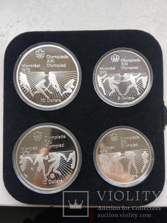 Серебряные доллары Канады, фото №2
