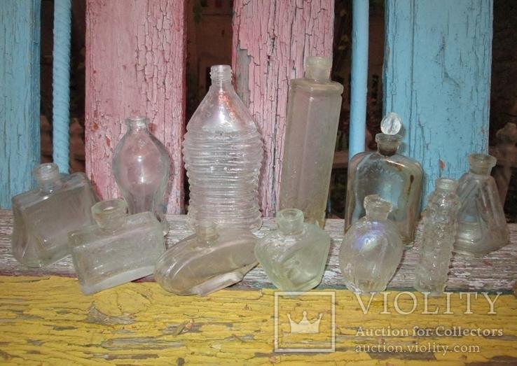 Лот парфюмерных флаконов, фото №2