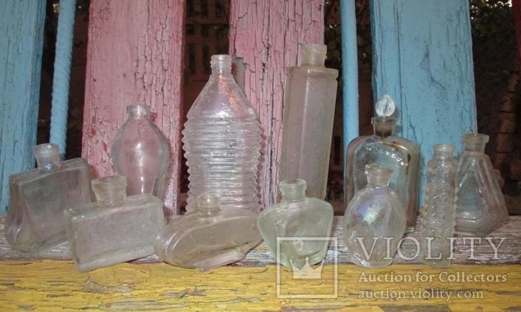 Лот парфюмерных флаконов, фото №3