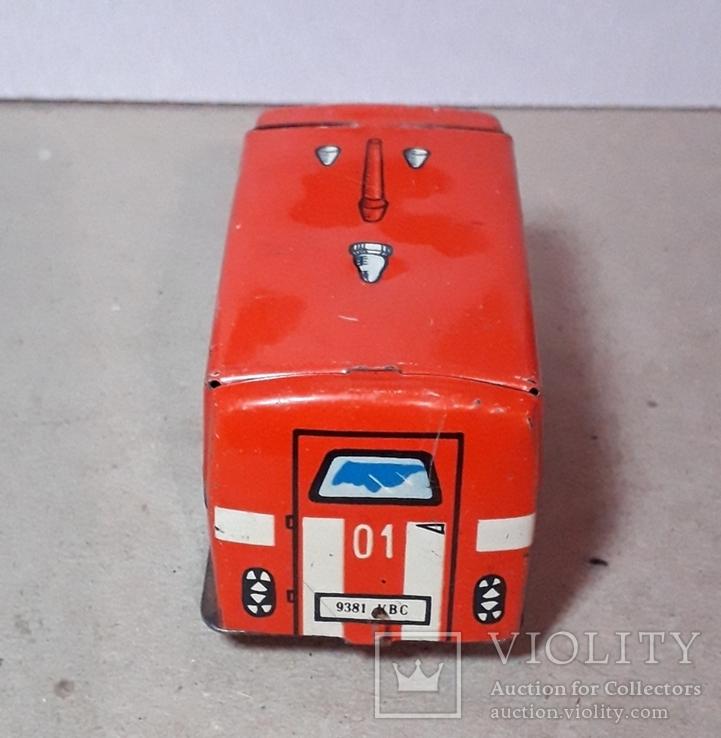 Пожарнвя машина 01 из СССР, фото №4