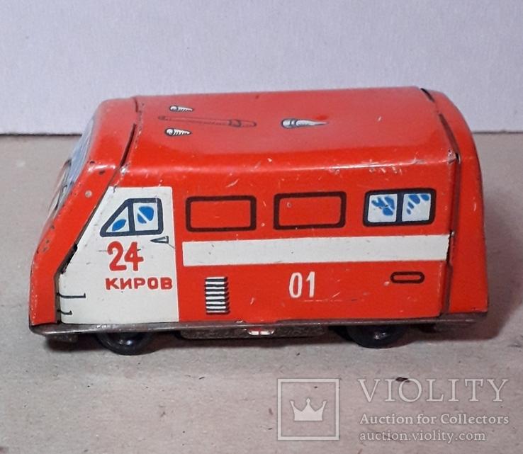 Пожарнвя машина 01 из СССР, фото №5