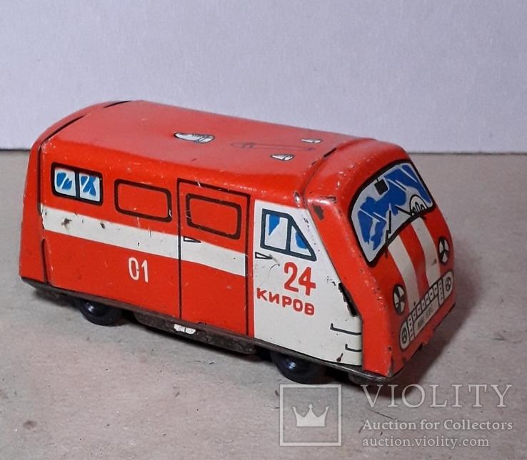 Пожарнвя машина 01 из СССР, фото №6