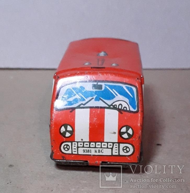 Пожарнвя машина 01 из СССР, фото №7
