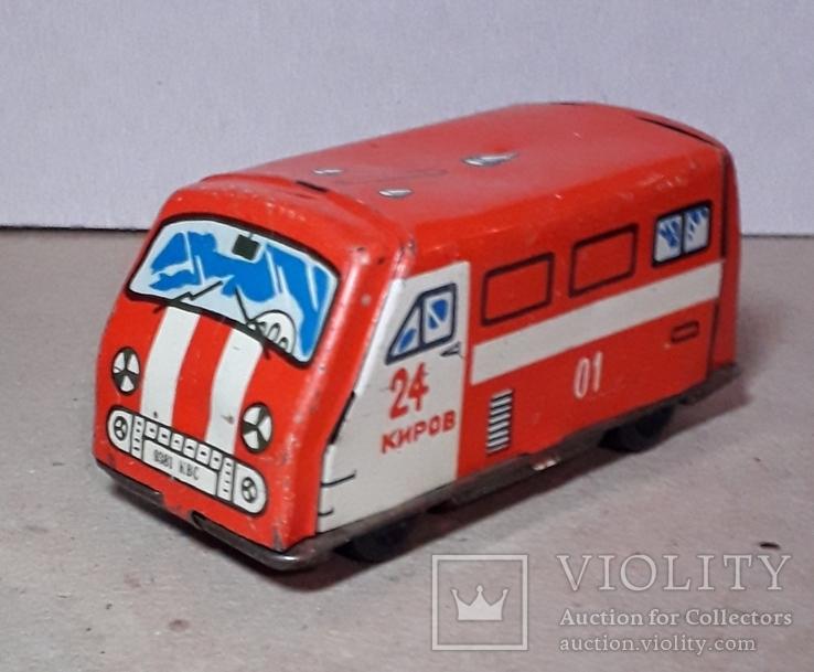 Пожарнвя машина 01 из СССР, фото №2