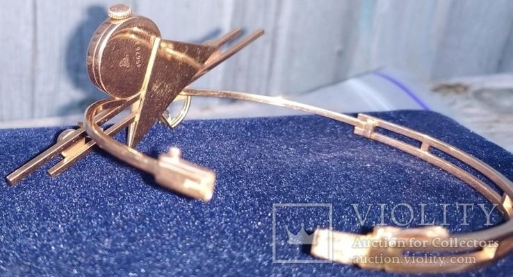 Чайка на оригинальном браслете, фото №4