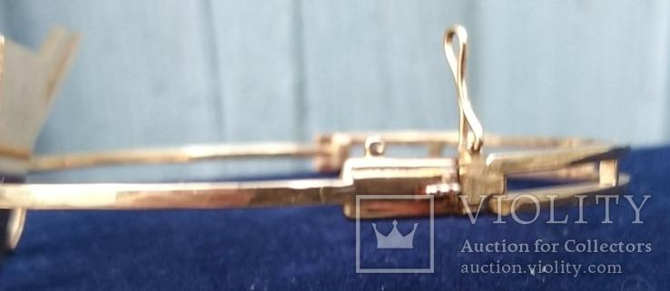 Чайка на оригинальном браслете, фото №10