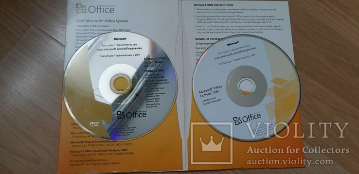 CD диски с программами (есть лицензионные с мануалами), фото №8