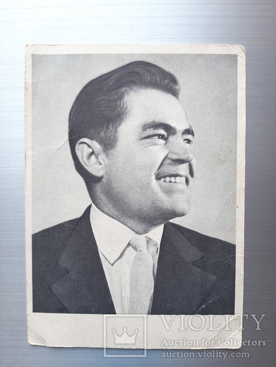 Космонавт СССР А.Г.Николаев, фото №2