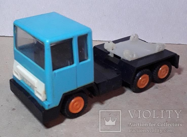 Машинка КамАЗ длина 12 см.  СССР, фото №2