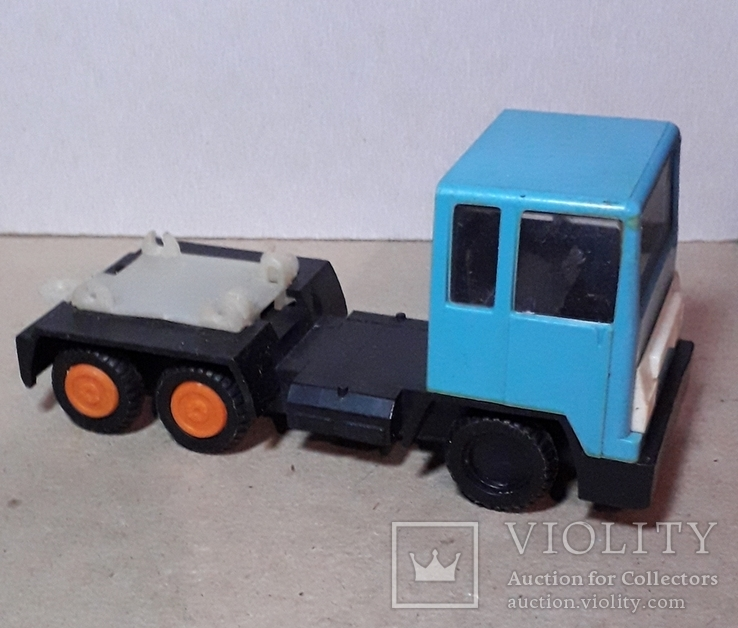 Машинка КамАЗ длина 12 см.  СССР, фото №8