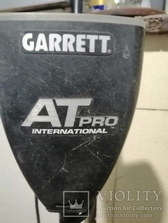 Гарретт ат про