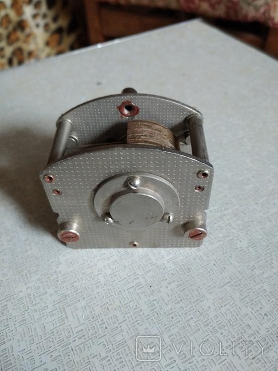 Конденсатор переменной ёмкости  .500 пф, фото №5