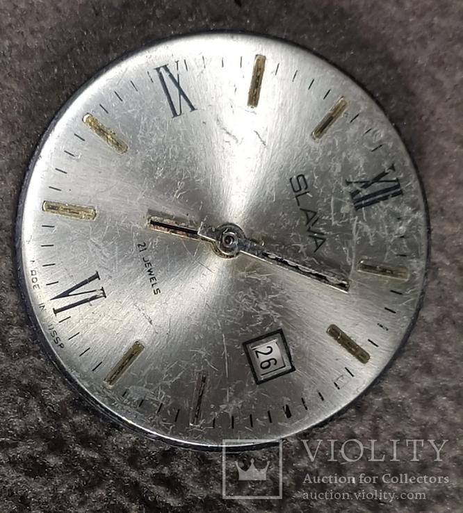 Слава механізм до годинника х циферблатом, фото №2