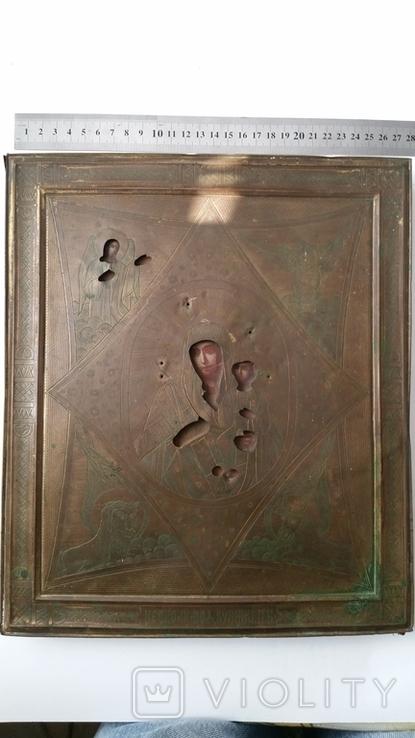Икона Неопалимая Купина, фото №2