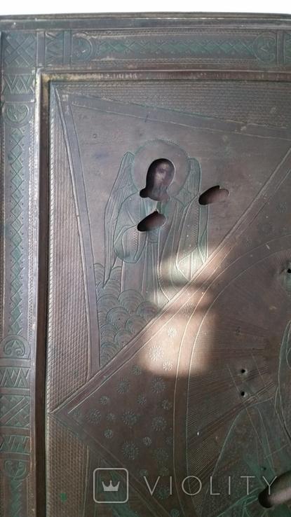 Икона Неопалимая Купина, фото №10