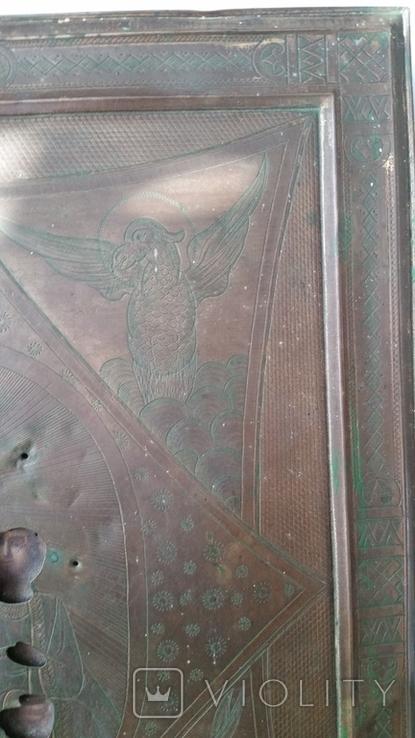 Икона Неопалимая Купина, фото №11