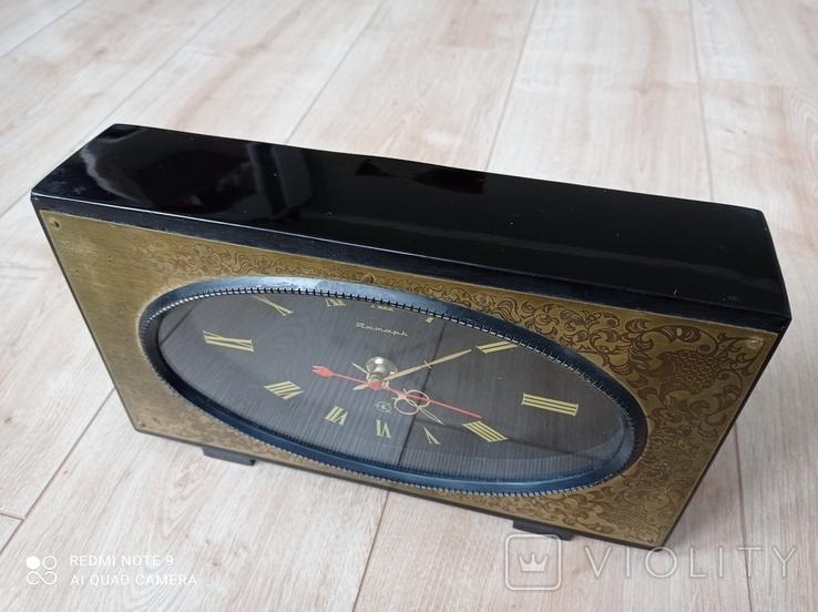 Часы Янтарь электромеханические, фото №4