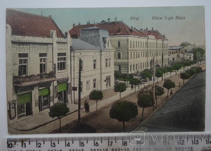 Стрий 1915 р вул 3 мая, фото №2
