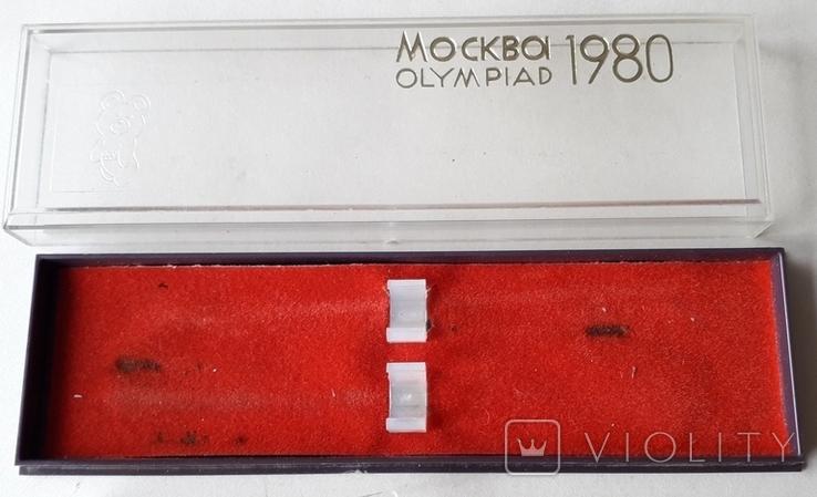 Футляры для Ручек, Олимпиада 80, фото №5