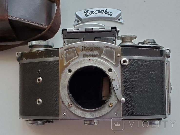 "Фотоаппарат ""Exacta Jhagee Dresden"",Германия.!, фото №2"