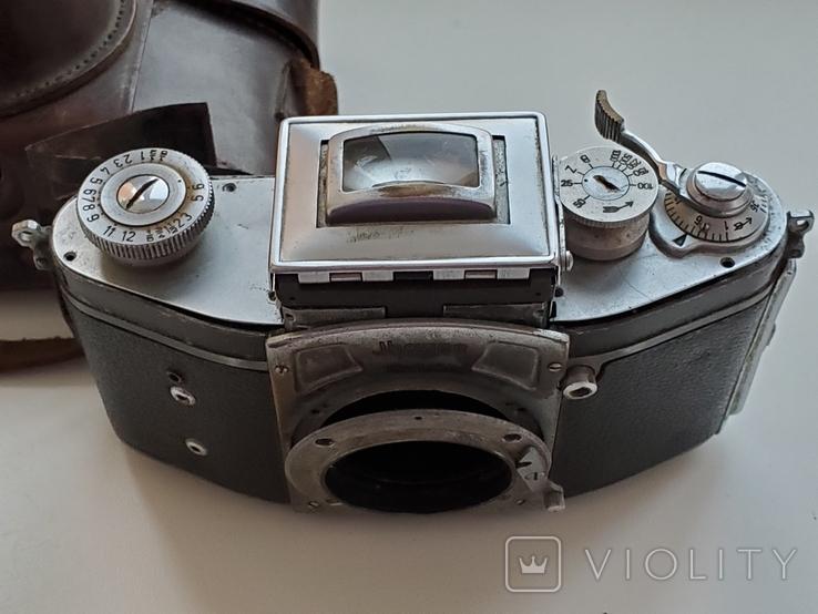 "Фотоаппарат ""Exacta Jhagee Dresden"",Германия.!, фото №4"