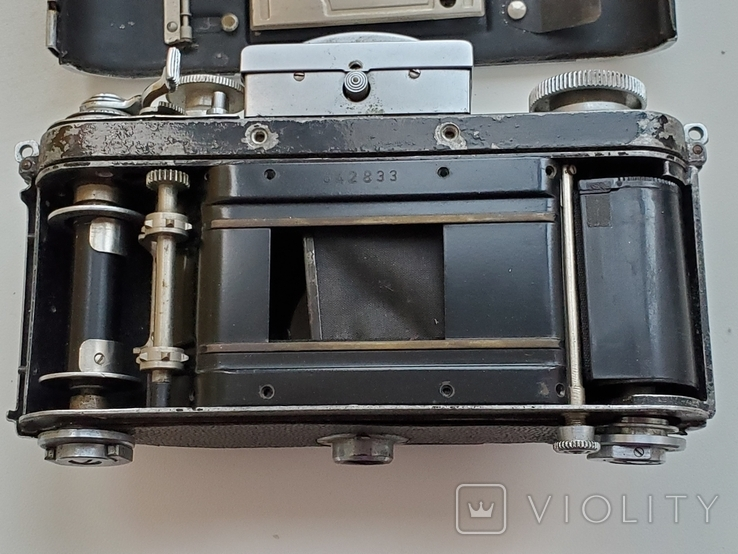 "Фотоаппарат ""Exacta Jhagee Dresden"",Германия.!, фото №5"