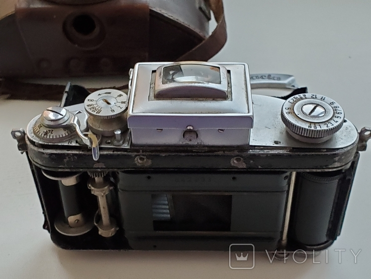 "Фотоаппарат ""Exacta Jhagee Dresden"",Германия.!, фото №6"