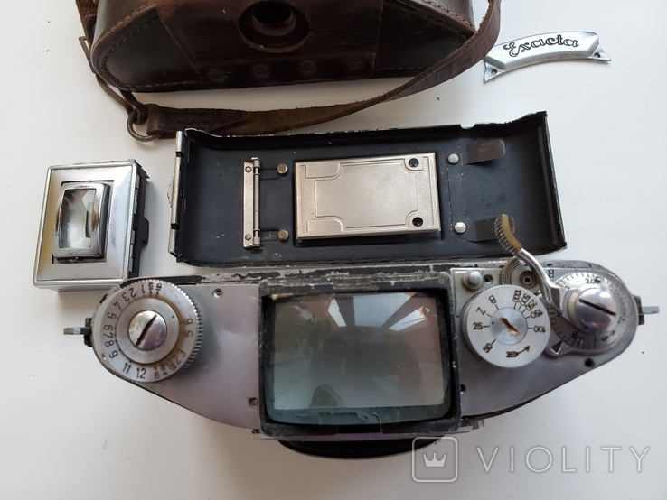"Фотоаппарат ""Exacta Jhagee Dresden"",Германия.!, фото №8"