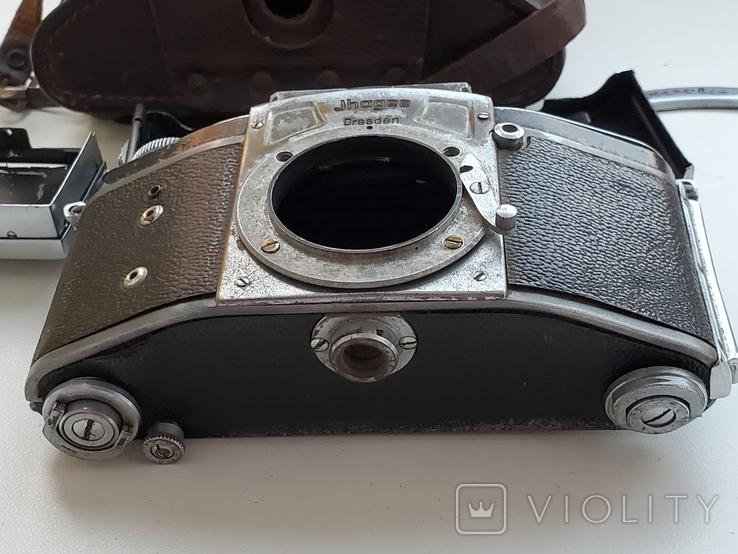 "Фотоаппарат ""Exacta Jhagee Dresden"",Германия.!, фото №11"