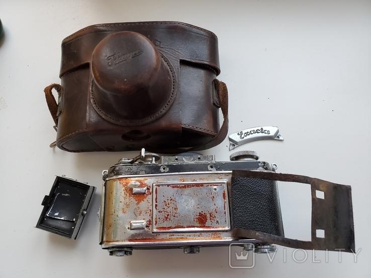 "Фотоаппарат ""Exacta Jhagee Dresden"",Германия.!, фото №13"