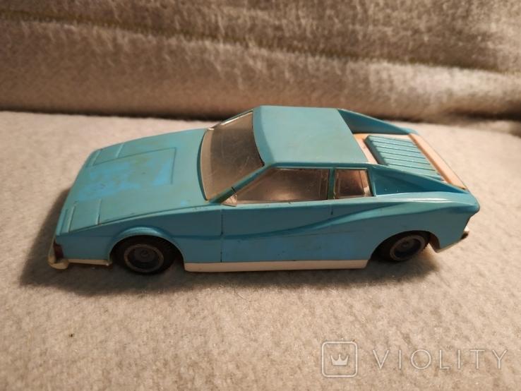 Машинка СССР делориан DeLorean, фото №2