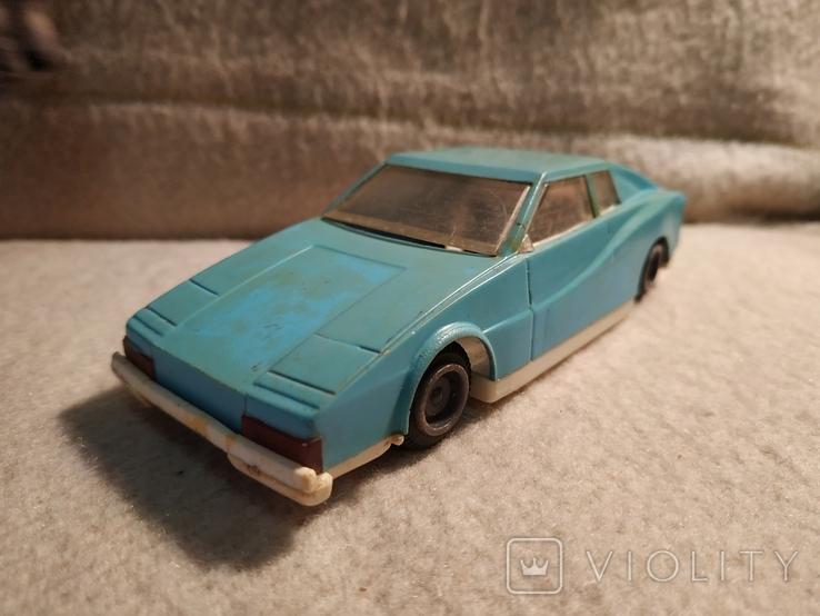 Машинка СССР делориан DeLorean, фото №3