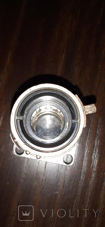 Объектив СССР F=100, 1:6,3, фото №9