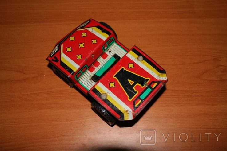 Машинка игрушки ссср, фото №2