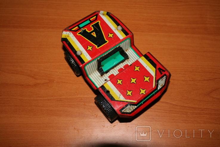 Машинка игрушки ссср, фото №3
