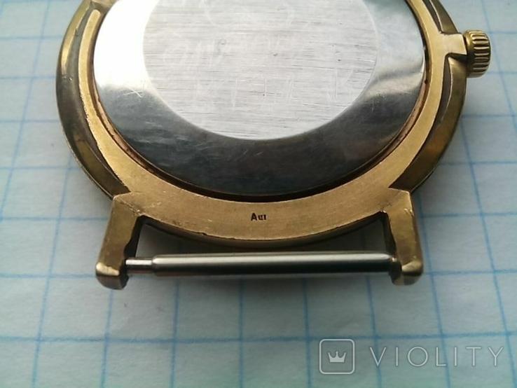 """Наручные часы """"Луч"""" АU1 на ходу., фото №3"""