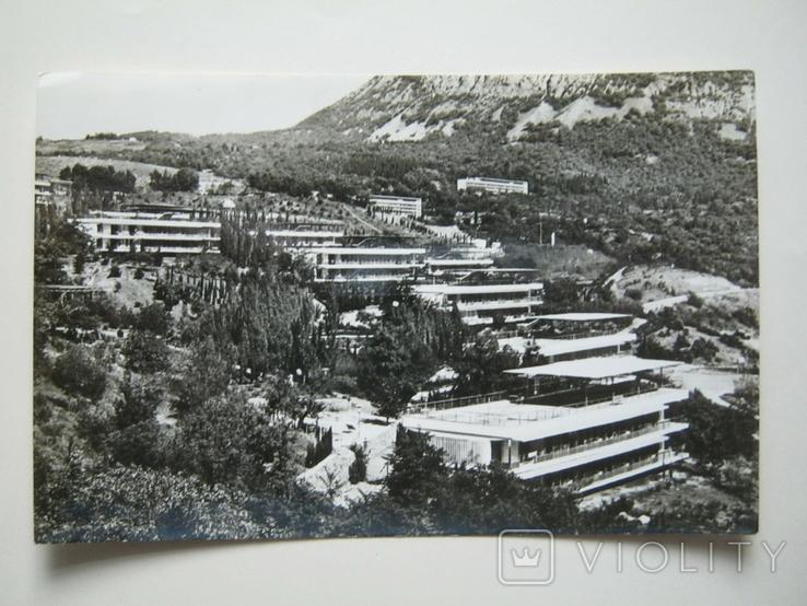 Крым.Гурзуф.Артек.1969г., фото №2