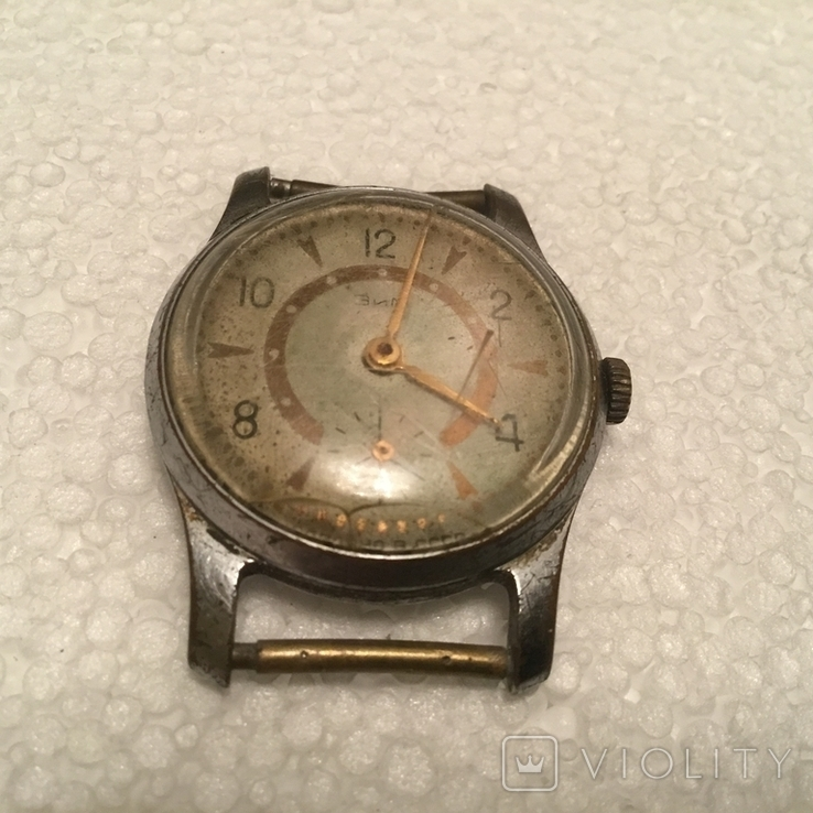 Часы Зим № 2, фото №3