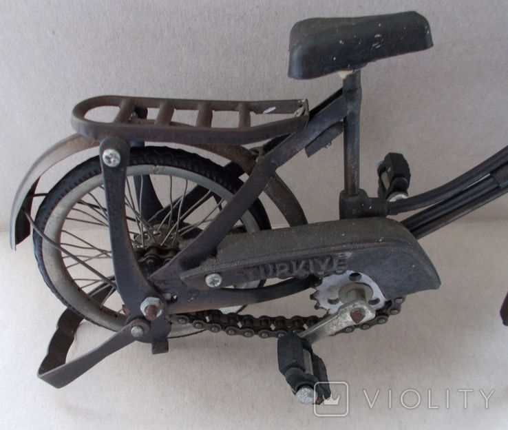 Модель велосипеда., фото №4