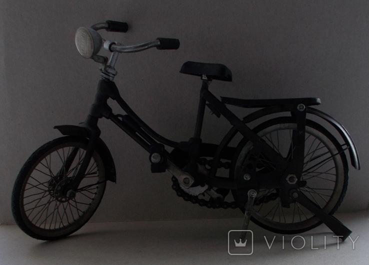 Модель велосипеда., фото №7