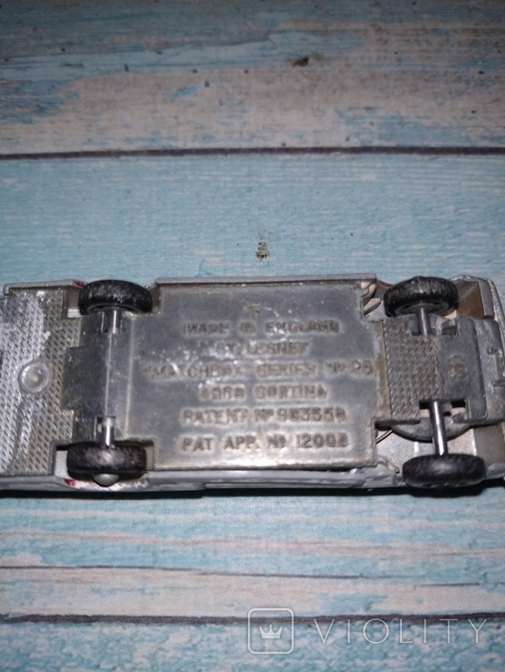 Ford Cortina Lesney, фото №3