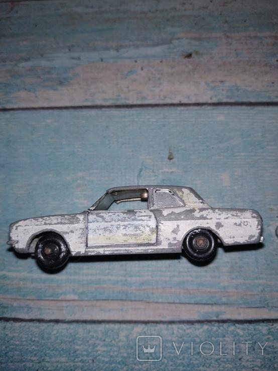 Ford Cortina Lesney, фото №5