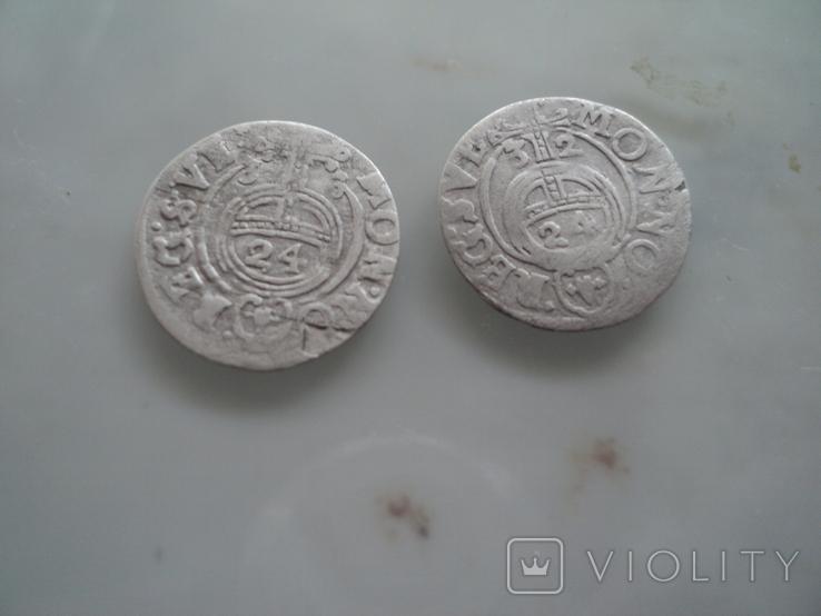Драйпелькеры 1632 1633 г, фото №2