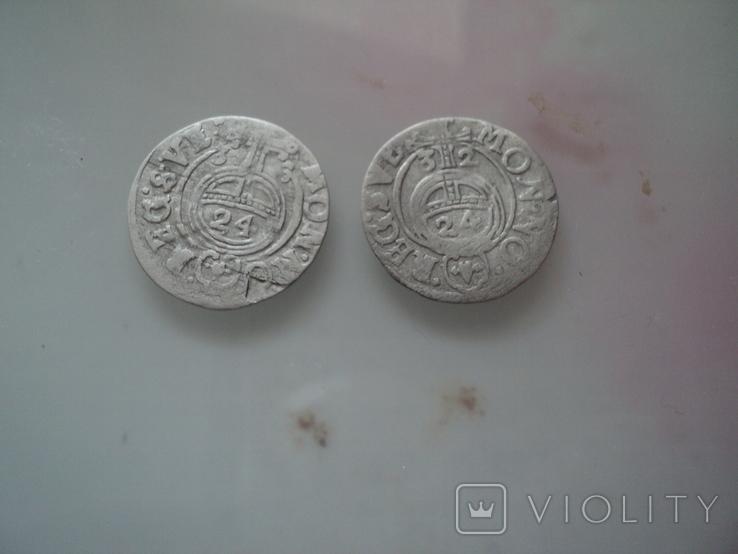 Драйпелькеры 1632 1633 г, фото №4